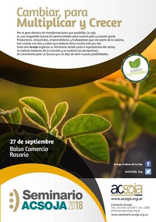 Seminario ACSOJA 2018.