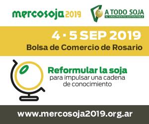 Mercosoja 2019 en Rosario – La diversidad de información, para una región impulsada por el agro.
