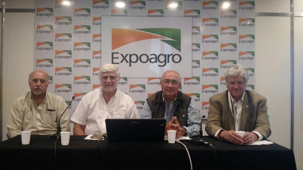 Gacetilla Conferencia de Prensa de las 4 Cadenas – Expoagro 2018
