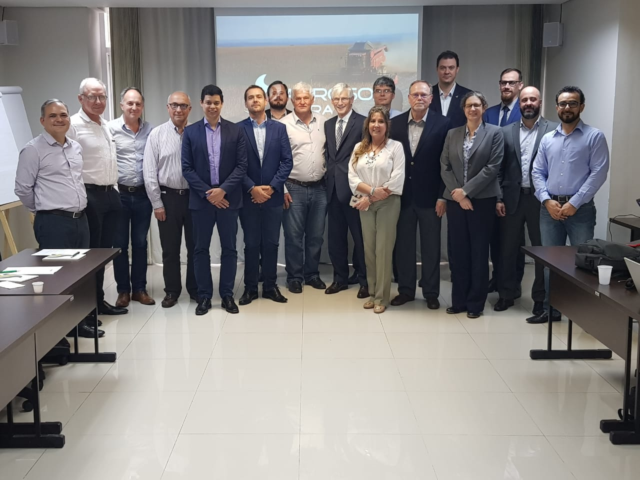"""""""La Alianza Internacional de Productores de la Soja (ISGA) se reunió en Brasilia para tratar temas relevantes y comunes a los países productores."""""""