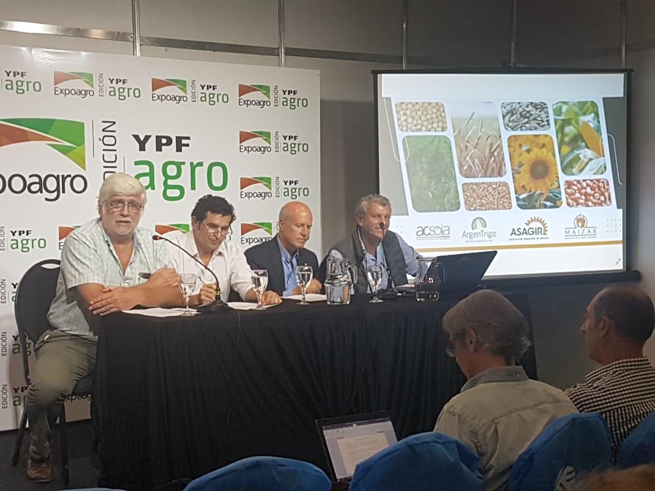"""Conferencia de Prensa: """"Las Cadenas de Valor en ExpoAgro 2020"""""""